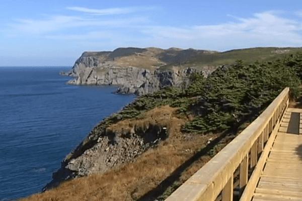 Sentiers Cap Miquelon