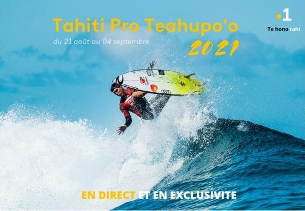 Suivre Michel Bourez et la grande première du surf