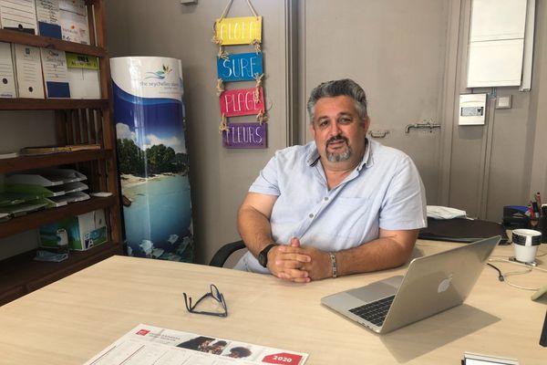 Stéphane Trape, directeur de l'agence Yes We Can Travel