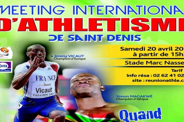 Meeting d'athlétisme de Saint-Denis