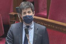 Julien Denormandie répond à David Lorion lors du débat sur la PAC