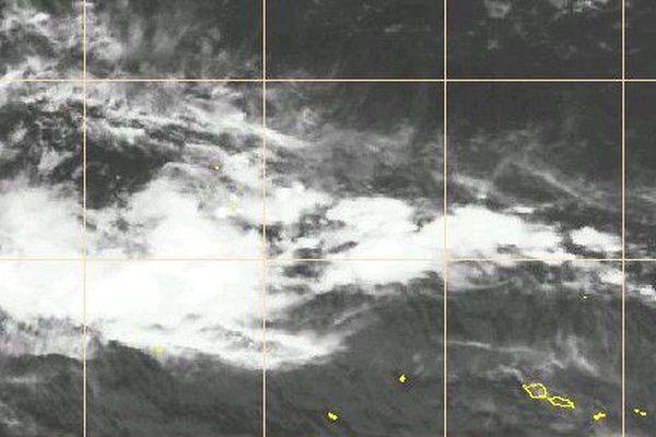 carte satellite météo