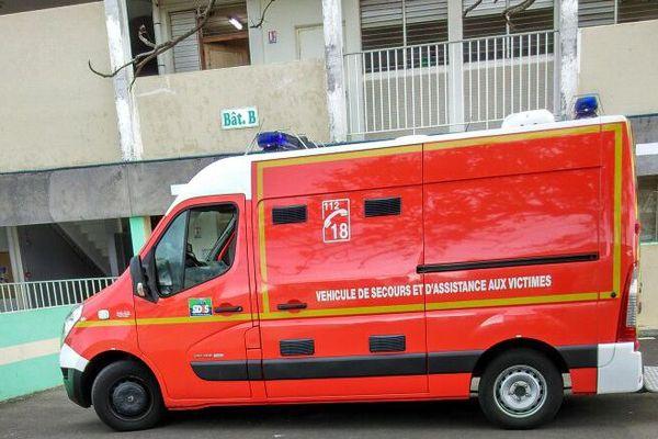 Intoxication pompiers Collège Capesterre Belle-Eau