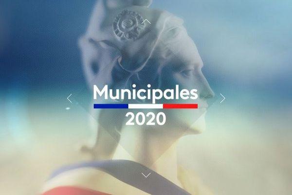 Municipales 2020 visuel Marianne
