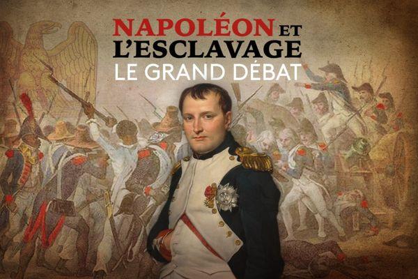 Visuel Table ronde Napoléon et l'esclavage