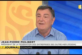 Invité du JT : Jean-Pierre Philibert, le président de la Fedom