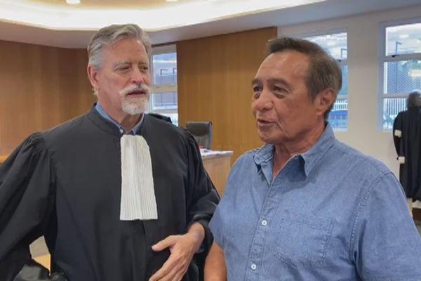 Michel Buillard pourra se présenter à Papeete