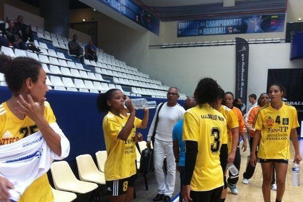 Les handballeuses de la Cressonnière qualifiées pour la finale des DOM-TOM