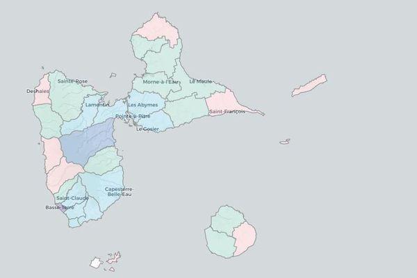 Guadeloupe connectivité 3