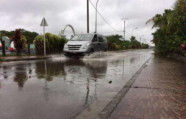 Après cyclone Hola, Lifou (1à mars 2018)