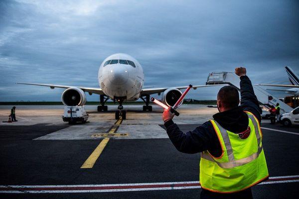 Fret avion