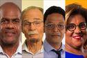Territoriales 2021 en Martinique : les 4 listes se maintiennent en vue du second tour