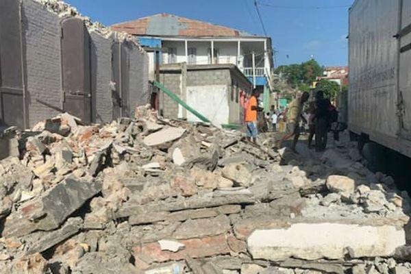 Haiti séisme