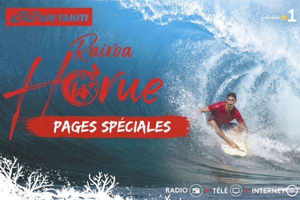 Pages spéciales Rairoa Horue
