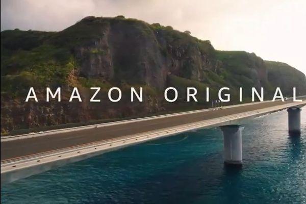 La NRL utilisée comme piste de course sur Amazon Prime Video