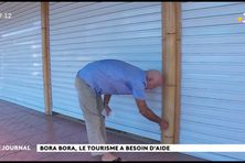 2 000 employés du secteur touristique au bord de la faillite à Bora Bora