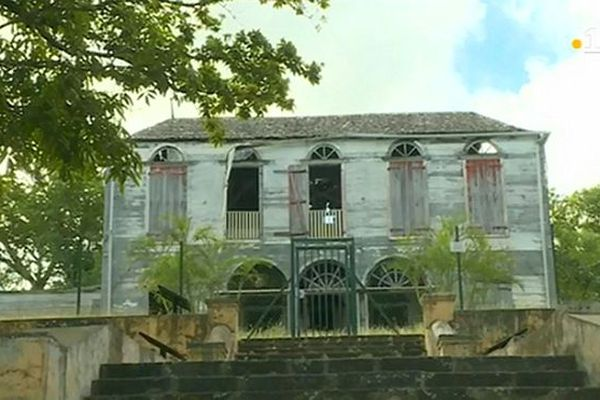 Maison Rouge l'un des patrimoines qui devrait bénéficier des fonds collectés par le Loto Mission-Patrimoine