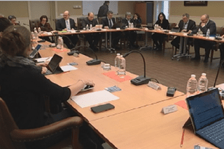 Conseil territorial : 1ère séance officielle 2018