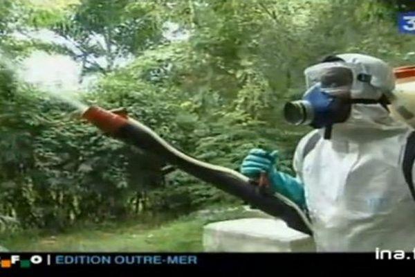chikungunya Réunion 2005