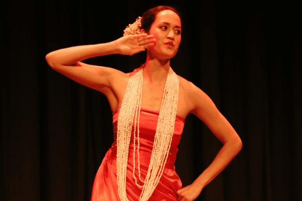 Danse de Tahiti