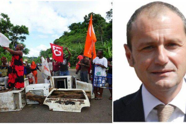 Le préfet de Mayotte Seymour Morsy ordonne la levée des barrages