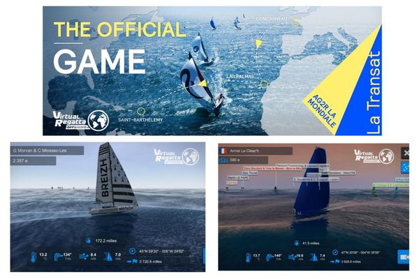 Virtual Regatta Transat