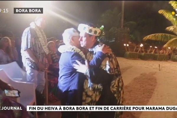 Heiva de Bora Bora : l'adieu à la scène de Marama Dugan