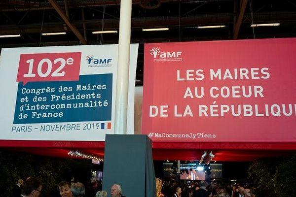 102è congrès des maires de France