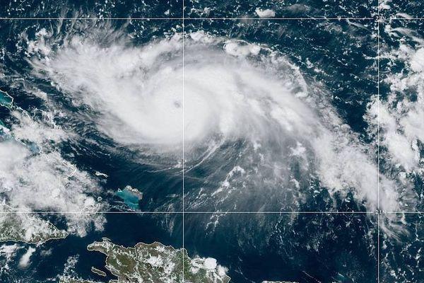 ouragan dorian catégorie 4