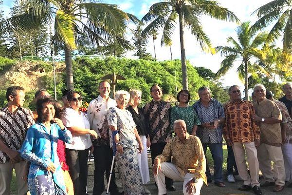 125 ans présence indonésienne
