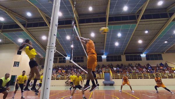 volley tournoi des as