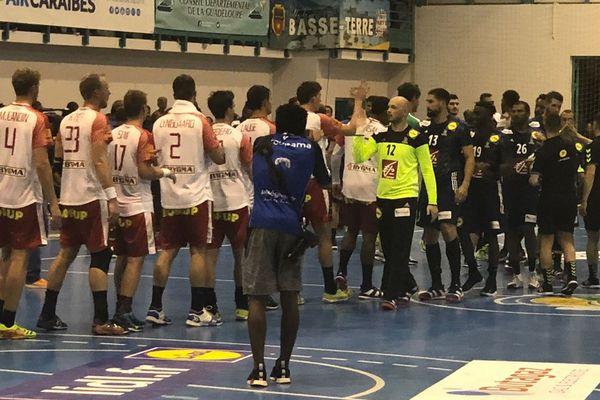 Handball France Danemark équipes
