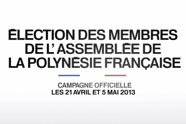 modules CSA campagne officielle elections territoriales 2013