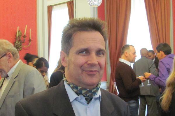 Thomas Changeux, de l'IRD (Institut de recherche pour le développement)