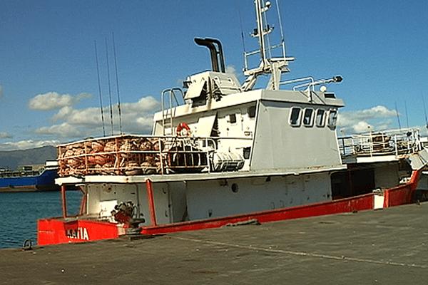 navire katia