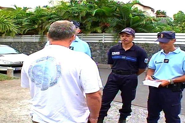 Prévention cambriolages : gendarmes