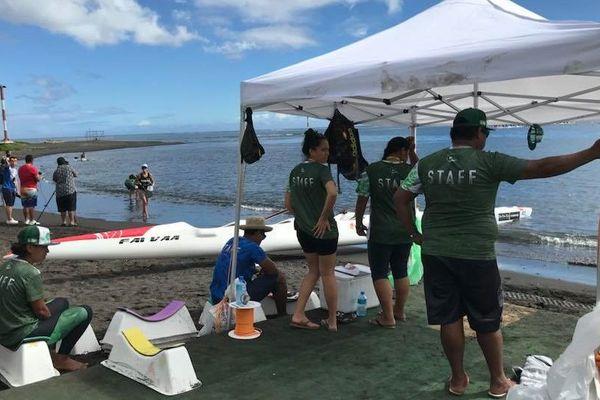 Vaa site de Tahiti championnat du monde 2018