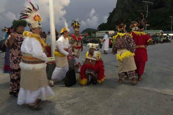 Cérémonie Maupiti