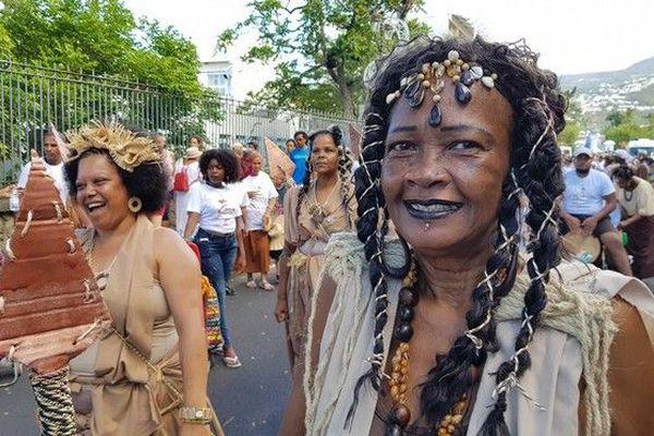 défilé 20 désamb' Saint-Denis 201219