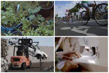 Les 4 nouveaux épisodes de Loca'Terre se penchent sur le jardinage, le vélo, le recyclage d'épaves et l'upcycling