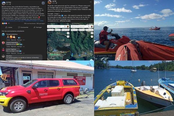 Tamatoa : les recherches continuent