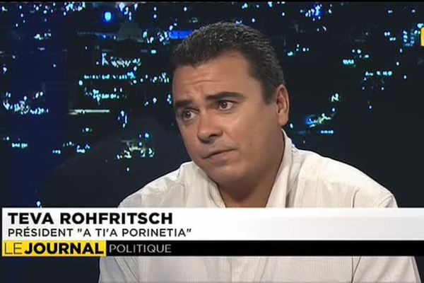 L'invité du journal : Teva Rohfritsch