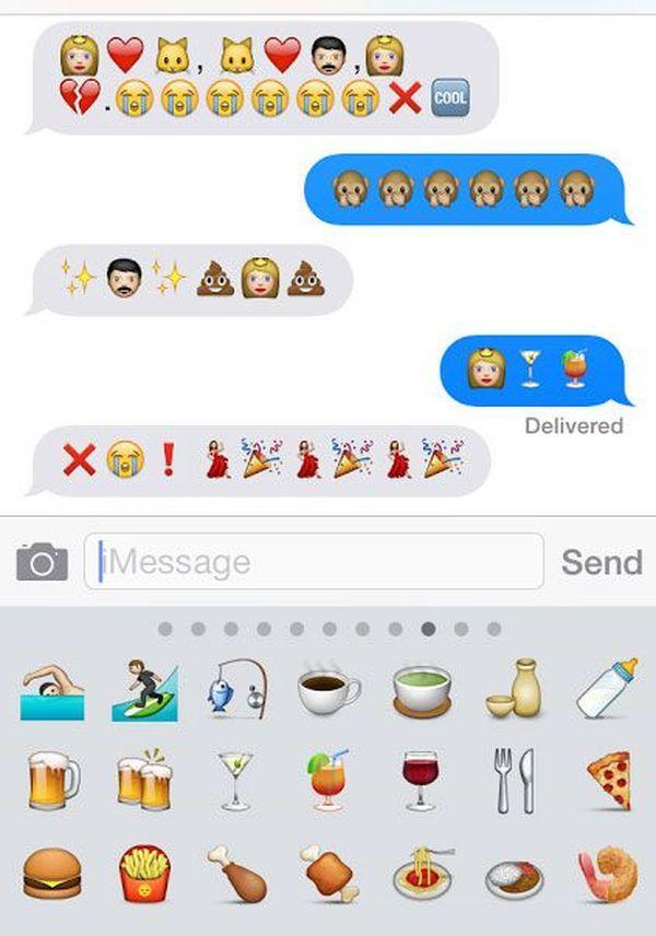 Conversation emoji