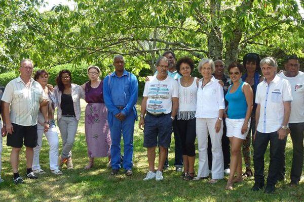 La Fédération des enfants de la Creuse voit le jour à Quézac