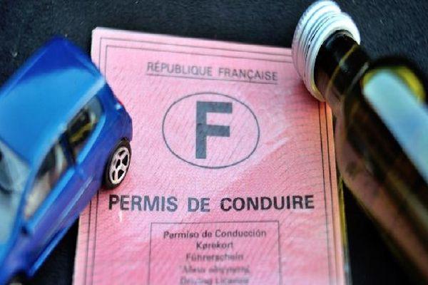 Alcool, permis et voiture