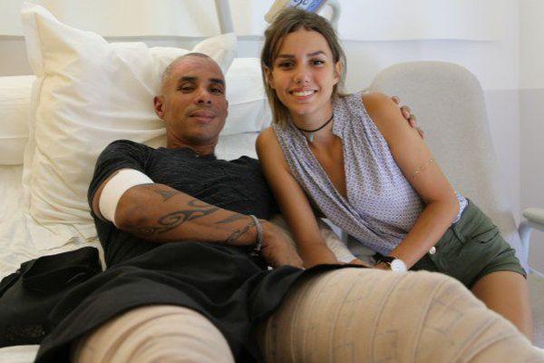 Le courage du pompier réunionnais blessé dans l'Hérault