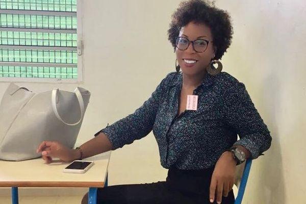 Sabrina Mancel nouvelle professeure des écoles