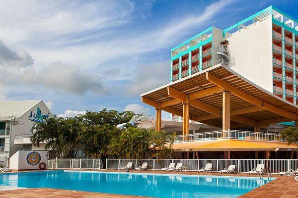 Une quatorzaine à l'hôtel en Guadeloupe