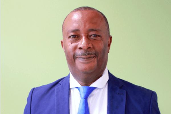 Mohamed Bacarmaire sortant LR de Tsingoni