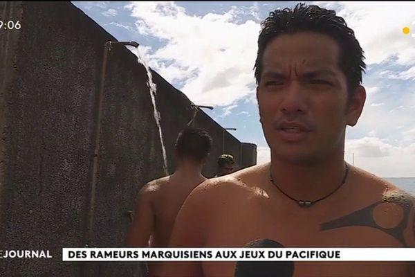 Va'a : les rameurs marquisiens défendront les couleurs du fenua aux jeux du Pacifique